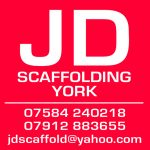 JD Scaffolding York