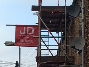 Scaffolding York | Commercial Scaffolding York